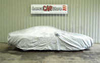 car cover for the Aston Martin